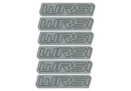 WSRI WRSI Reflective Sticker Set