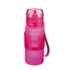 Trango Trango One-touch Silicone Collapsible Water Bottle 350ml