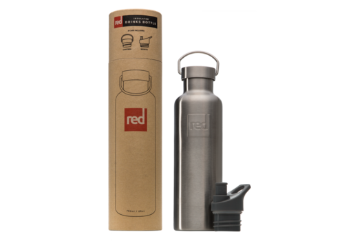 Red Paddle Co Red Paddle Insulated 2 Caps Drinks Bottle 750ml (Marine Grade)