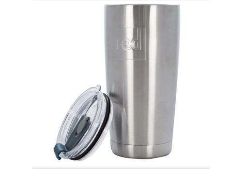 Red Paddle Co Red Paddle Co Insulated Travel Cup with Anti-Spill Lid (Marine-grade Stainless Steel)
