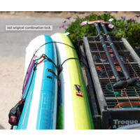 Red Paddle Co Combination Paddle Board Lock