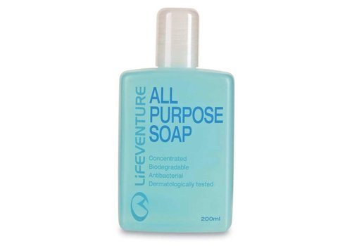 Lifeventure Lifeventutr All Purpose Soap 200ml