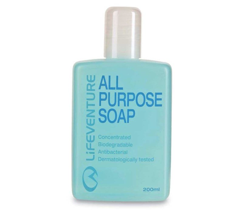 Lifeventutr All Purpose Soap 200ml