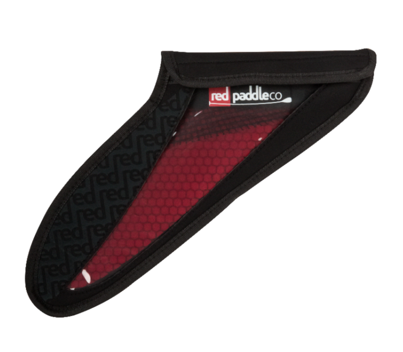 Red Paddle Co US Race Fin with Bag