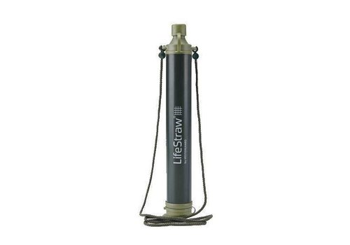 LifeStraw LifeStraw Personal Water Filter, Green
