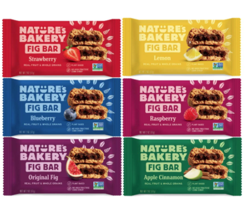 Nature's Bakery Whole Wheat Fig Bar