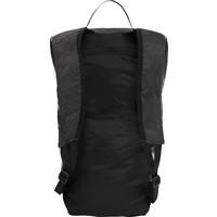 The North Face Flyweight 17L Backpack, Asphalt Grey/TNF Black