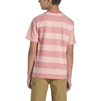 The North Face Short Sleeves Stripe Tee - Youth