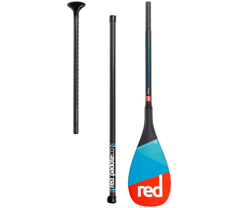 Red Paddle Co Carbon 50 Lightweight 3PC Cam-lock Paddle