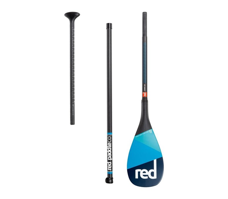 Red Paddle Co Carbon 100 Lightweight 3PC Cam-lock Paddle