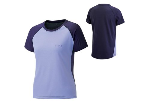 Montbell Montbell Wickron Raglan Tee - Women's