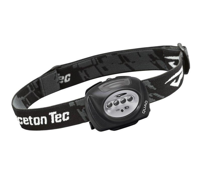 Princeton Tec Quad 78 Lumens (IPX7) Headlight
