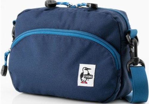 Chums Chums ECO Shoulder Pouch, Navy