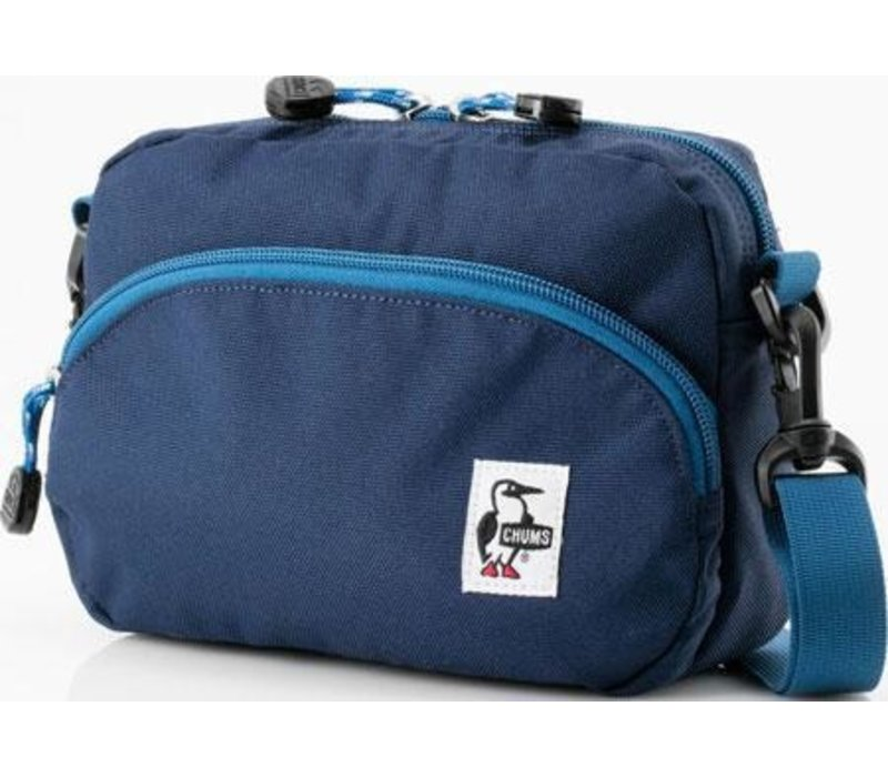 Chums ECO Shoulder Pouch, Navy