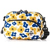 Chums Chums ECO Shoulder Pouch, Yellow Flower