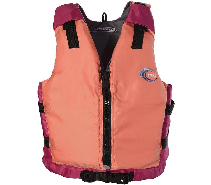 MTI-703A Youth Reflex PFD/Life Jacket (22-40kg)