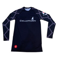 Cielle Marin UV50+ Long Sleeves Rashguard - Men's
