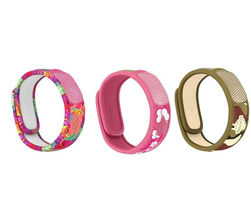 Para'Kito™ Wristband Graffic