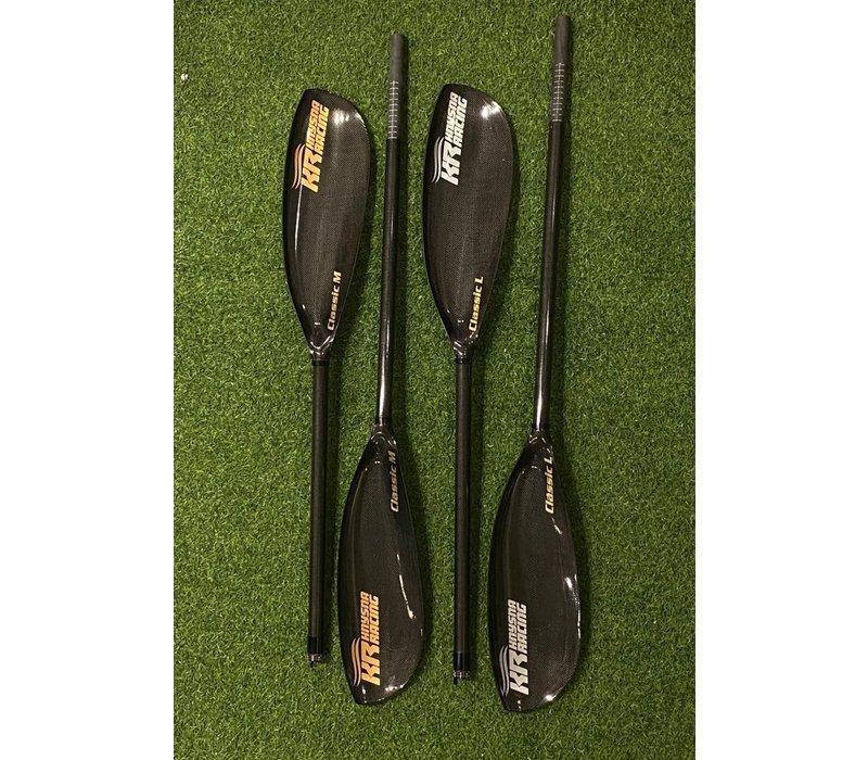 Knysna Racing Classic L Carbon Adjustable Kayak 2 pcs Paddle