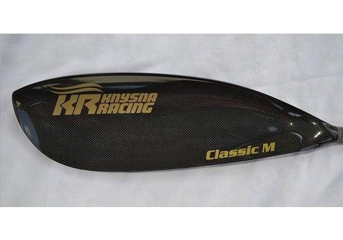Knysna Racing Knysna Racing Classic M Carbon Adjustable Kayak 2 pcs Paddle
