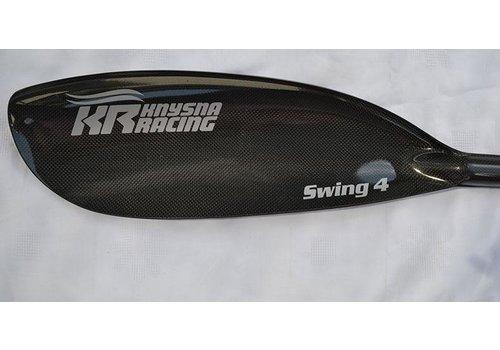 Knysna Racing Knysna Racing Swing 4 Carbon Adjustable Kayak 2 pcs Paddle