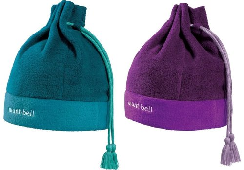 Montbell Monbtell Stretch CP200 Volcano Cap