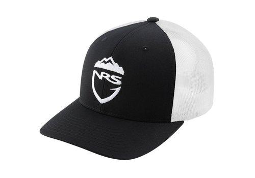 NRS NRS Fishing Trucker Hat, Black