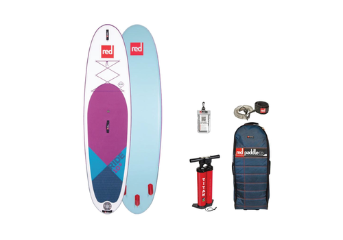"""Red Paddle Co Red Paddled Co Ride 10'6"""" Special Edition MSL Inflatable SUP Board Package 2020"""