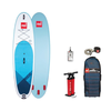 """Red Paddle Co Red Paddle Co Ride 10'6"""" MSL Inflatable SUP Board Package 2020"""