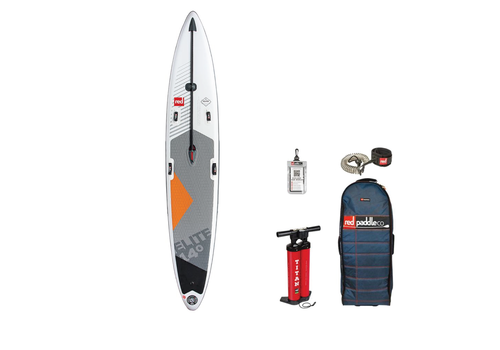 "Red Paddle Co Red Paddle Co 14'0"" X 25"" Elite MSL Inflatable SUP Board Package (2018/19)"