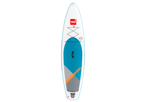 "Red Paddle Co Red Paddle Co 12'6"" Sport MSL Inflatable SUP Board Package (2018/19)"