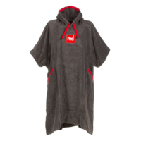 Red Paddle Luxury Towelling Change Robe - Kids