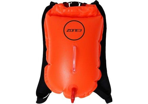 Zone3 Zone3 On The Go Swim Safety Buoy/Dry Bag