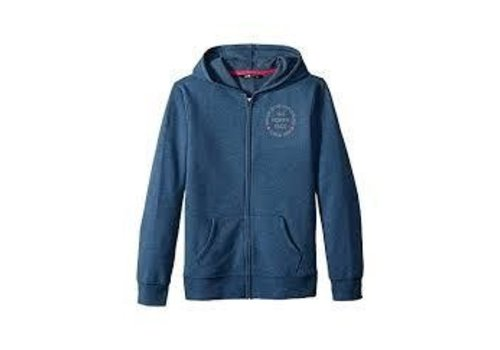 The North Face The North Face Logowear Full Zip Hoodie - Girls