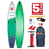 """Red Paddle Co Red Paddle Co Voyager 13'2"""" MSL Inflatable SUP Board Package 2021"""
