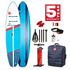 "Red Paddle Co Red Paddle Co Compact 11'0"" MSL Inflatable SUP Board Package 2021"