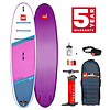 """Red Paddle Co Red Paddle Co Ride 10'6"""" Special Edition MSL Inflatable SUP Board Package 2021"""