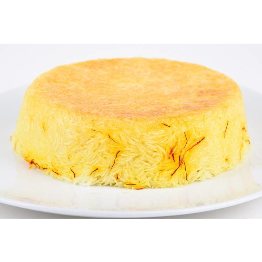 Basmati-Reis im 1 kg Beutel
