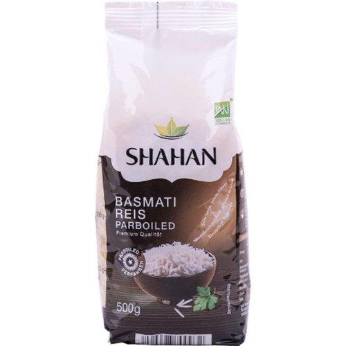Shahan Parboild Basmati Reis 500g