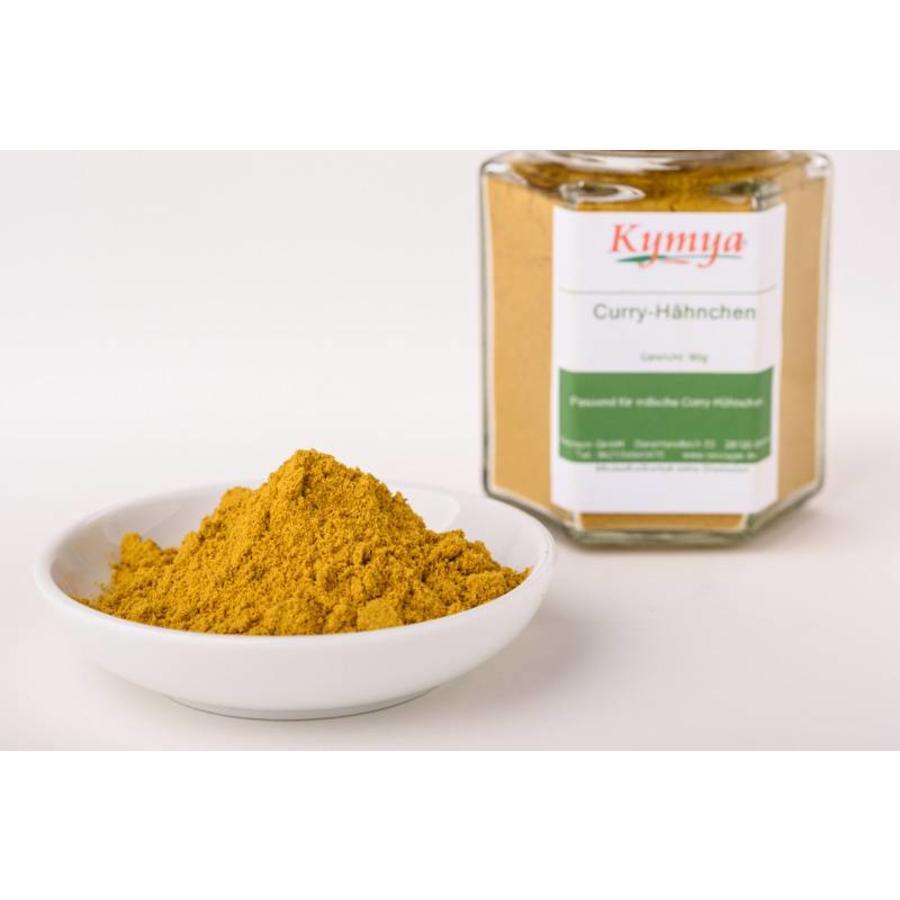 Curry Hähnchen 90g Pulver