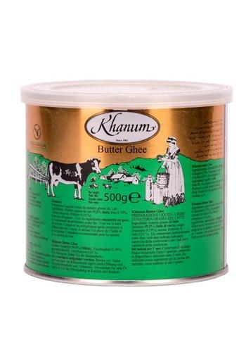 Ghee aus Butter Khanum 500g