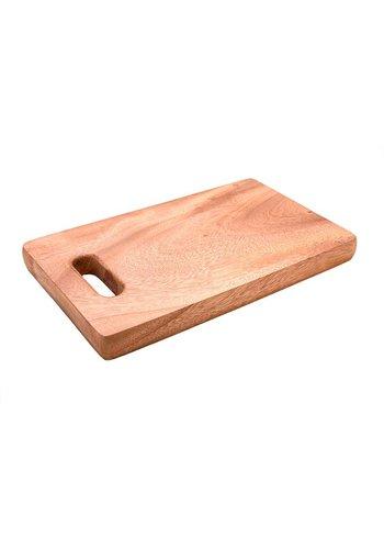 Schneidbrett Holz, 15x25cm