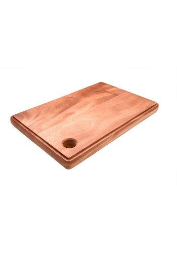 Schneidbrett Holz, 20x30cm