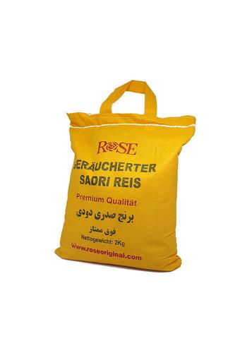 Geräucherter Sadri Reis Rose 2Kg