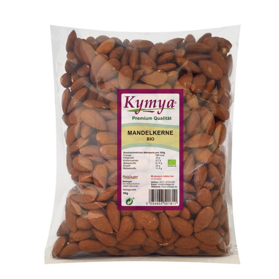 Mandelkerne Bio Premium Qualität 1Kg