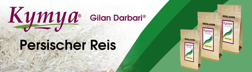 Persischer Reis aus dem Iran
