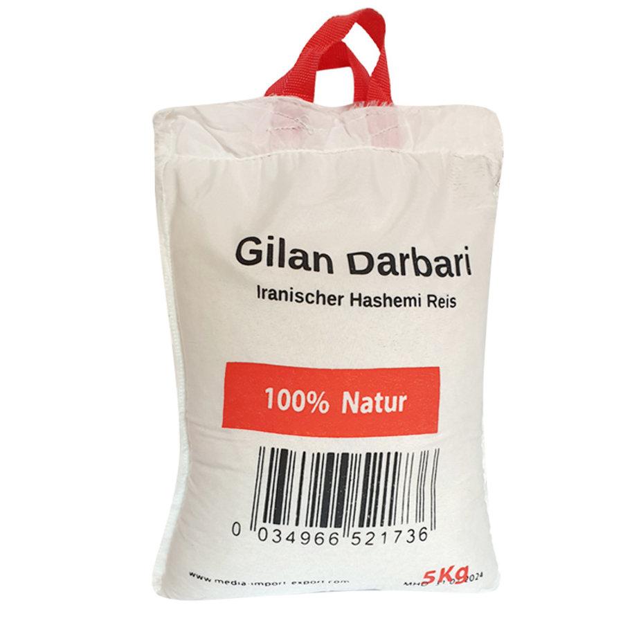 Hashemi Reis Gilan Darbari Premium Qualität 5Kg