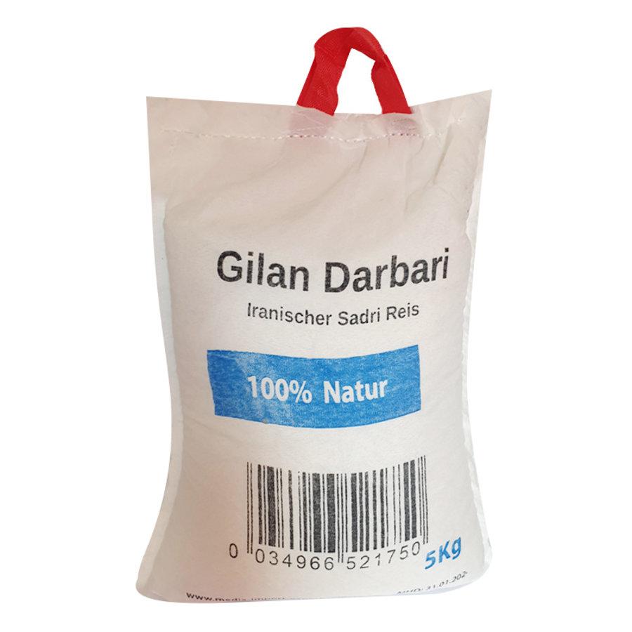 Sadri Reis Gilan Darbari Premium Qualität 5Kg