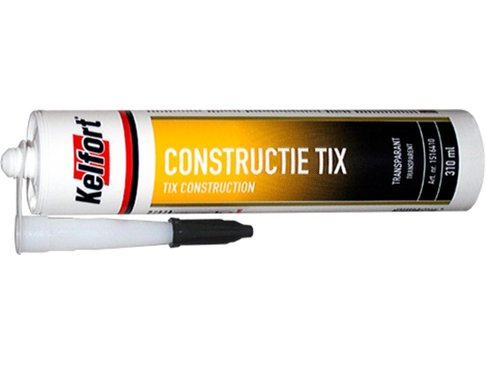 Kelfort Constructie Tix constructielijm