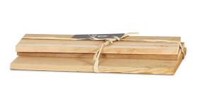 Cederhouten plankjes